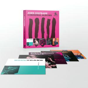 John Coltrane: 5 Original Albums