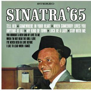 Frank Sinatra: Sinatra '65 LP