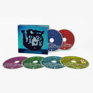 R.E.M.: Monster [25th Anniversary Edition]: Deluxe Edition Five CD & Book