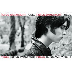 Rufus Wainwright: Poses