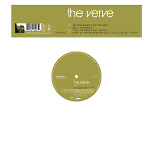 The Verve: Bitter Sweet Symphony Alt. Version: Exclusive 12