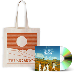 The Big Moon: CD + Tote Bag