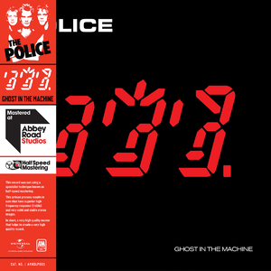 The Police: Ghost In The Machine