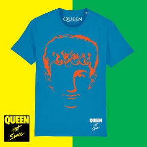 Queen: Limited Edition Hot Space John T-Shirt