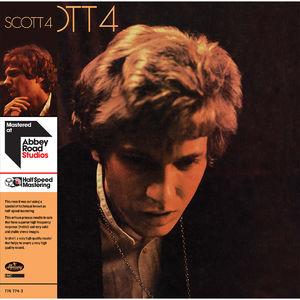 Scott Walker: Scott 4 [Half Speed Master]