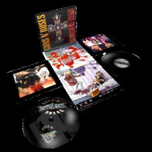 Guns N' Roses: Appetite for Destruction - 2LP 180-gram Audiophile Vinyl Edition
