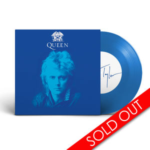 Queen: Radio Ga Ga: Limited Edition Coloured 7