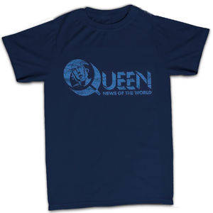 Queen: News Of The World 40 T-Shirt