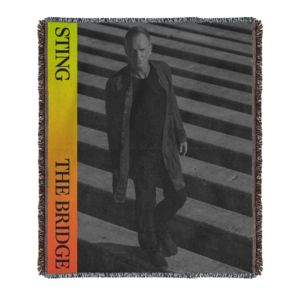Sting: Harmony Road Blanket