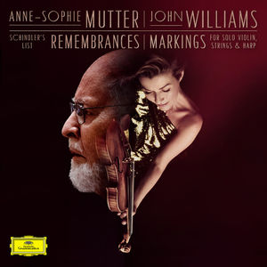 Anne- Sophie Mutter: Remembrances (Schindlers List) & Markings - Ltd. 10'' Vinyl