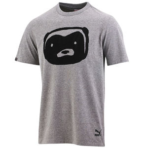 Professor Green: Honey Badger T-Shirt Heather Grey