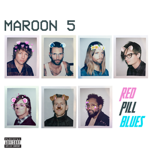 Maroon5: Red Pill Blues 2CD Deluxe