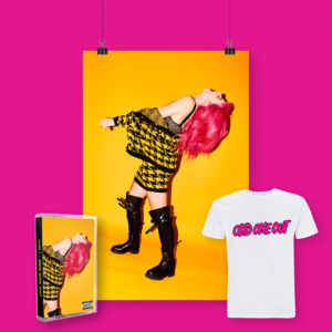 Girli: Cassette, Print & Tee Bundle (Signed)
