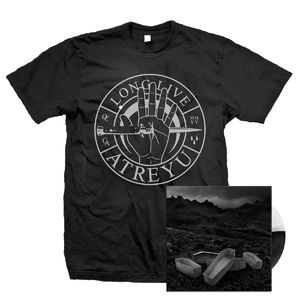 Atreyu: Hand T-Shirt and Vinyl Bundle