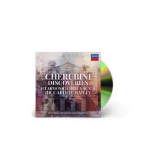 Riccardo Chailly: Cherubini: Overtures & Marches