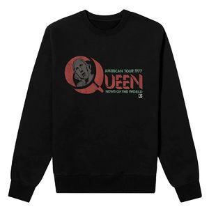 Queen: News Of The World Sweatshirt