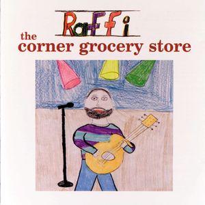 Raffi: The Corner Grocery Store (CD)
