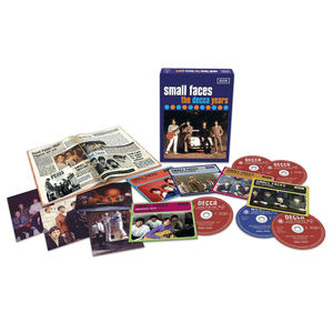 Small Faces: The Decca Years + Limited Edition Print