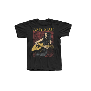 Amy Macdonald: Men's Tour T-Shirt