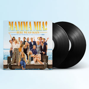 Mamma Mia: MAMMA MIA! HERE WE GO AGAIN The Movie Soundtrack LP
