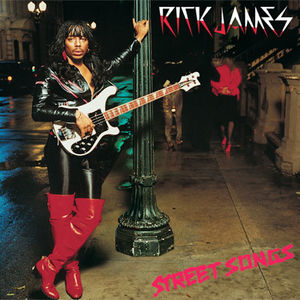 Rick James: Street Songs