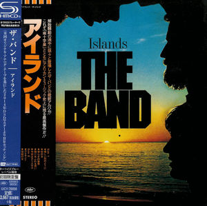 The Band: Islands: SHM-CD