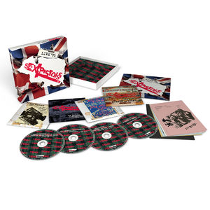 Sex Pistols: Live 76 Deluxe CD Set