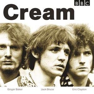 Cream: BBC Session: Limited Edition Coloured Vinyl
