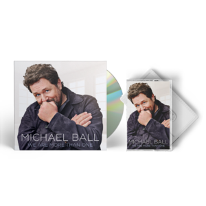 Michael Ball: We Are More Than One signed bundle