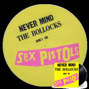 Sex Pistols: Never Mind The Bollocks Bundle