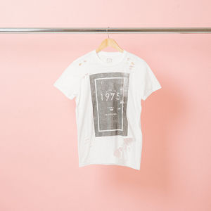 The 1975: Facedown Distressed T-Shirt