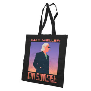 Paul Weller: On Sunset Tote Bag