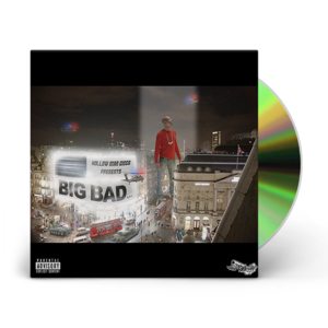 Giggs: BIG BAD... SIGNED CD
