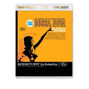 Quincy Jones: Big Band Bossa Nova: Blu-Ray Audio
