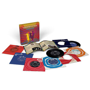 "Various Artists: A Kaleidoscope of Sounds (Psychedelic & Freakbeat Masterpieces) 7 x 7"" Numbered Vinyl Set"