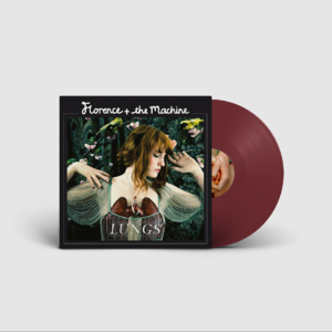 Florence + The Machine: Lungs 10th Anniversary Coloured Vinyl