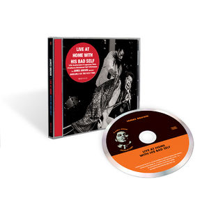James Brown: Live At Home With His Bad Self CD