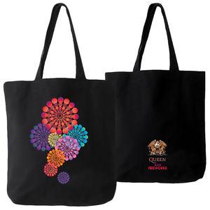 Queen: Super Fireworks Tote Bag