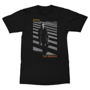 Sting: The Bridge T-Shirt