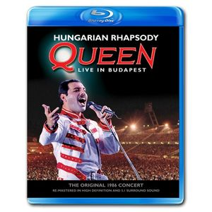 Queen: Hungarian Rhapsody (Blu-ray)