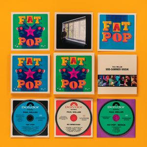 Paul Weller: Fat Pop Deluxe CD Boxset