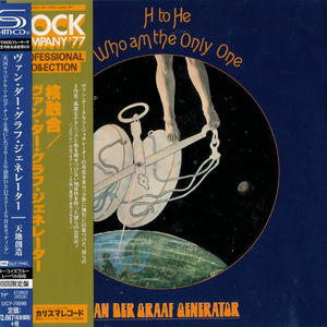 Van Der Graaf Generator: H To He, Who Am The Only One: SHM-CD
