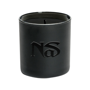Nas: ULTRA BLACK TONAL CANDLE
