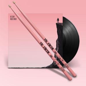 Roger Taylor: Outsider Vinyl & Drumsticks