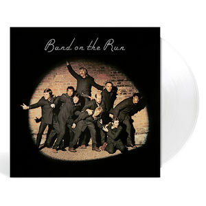 Paul McCartney: Band On The Run (White Vinyl)