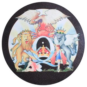 Queen: A Day At The Races Slip Mat