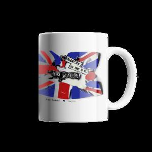 Sex Pistols: Anarchy In The UK Mug