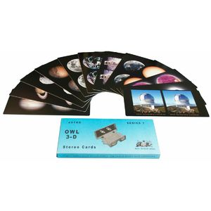 London Stereoscopic Company: ASTRO Series 1: Set of 12 Stereo Cards