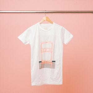 The 1975: Neon Logo T-Shirt