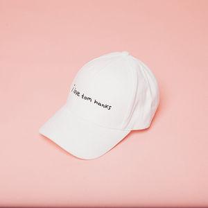 The 1975: I Love Tom Hanks Hat